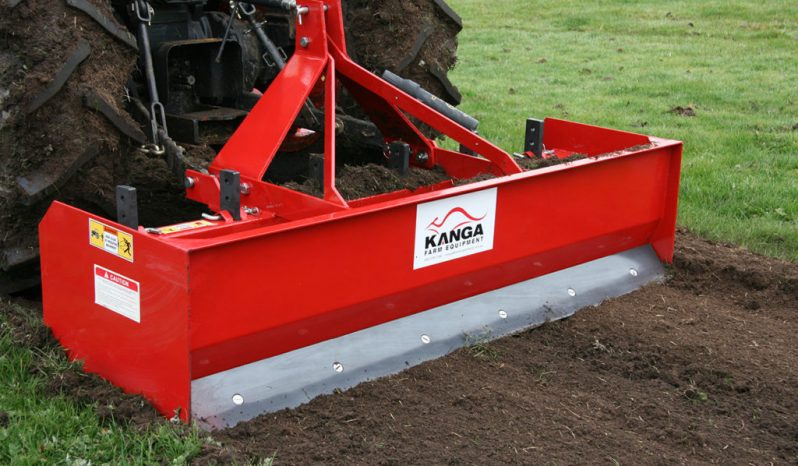 KANGA 1.2M BOX SCRAPER full